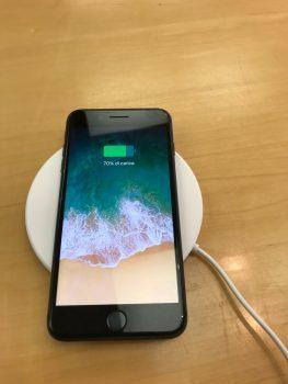 iPhone 8 ricarica