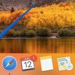 Siri su MacOS barra