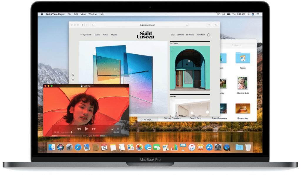 MacOS High Sierra 2