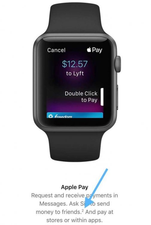 Apple Pay Cash 2