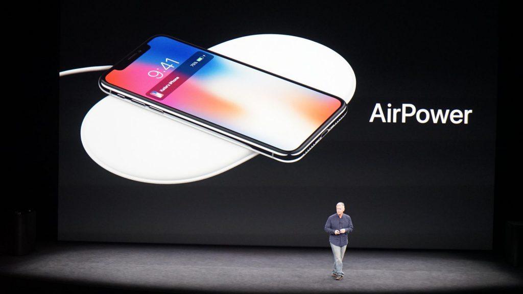 caricatori wireless Apple