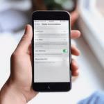 luminosità automatica iOS