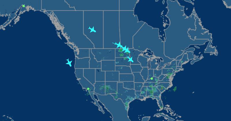 FlightAware America