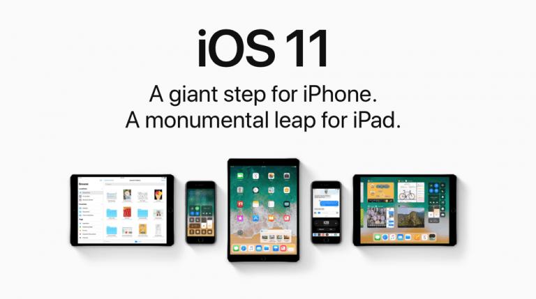 iOS 11 è