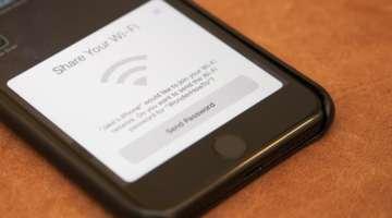 condividere password wifi con gli ospiti