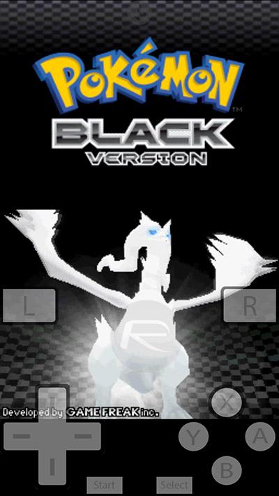 NDS4IOS pokemon bianco