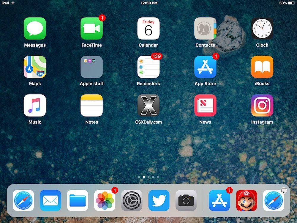 nascondere le app suggerite mode on