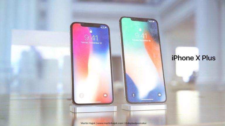 iPhone X Plus tecnologia 5g