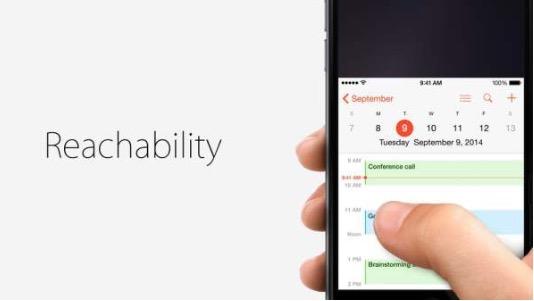 Rechability su iPhone X attivo