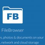 FileBrowser sito web