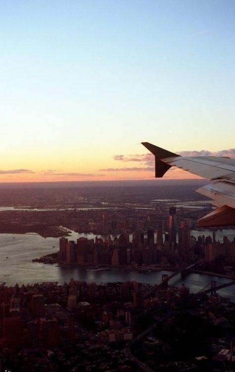 migliori sfondi iPhone X aereo