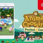 Animal Crossing Pocket Camp cartolina