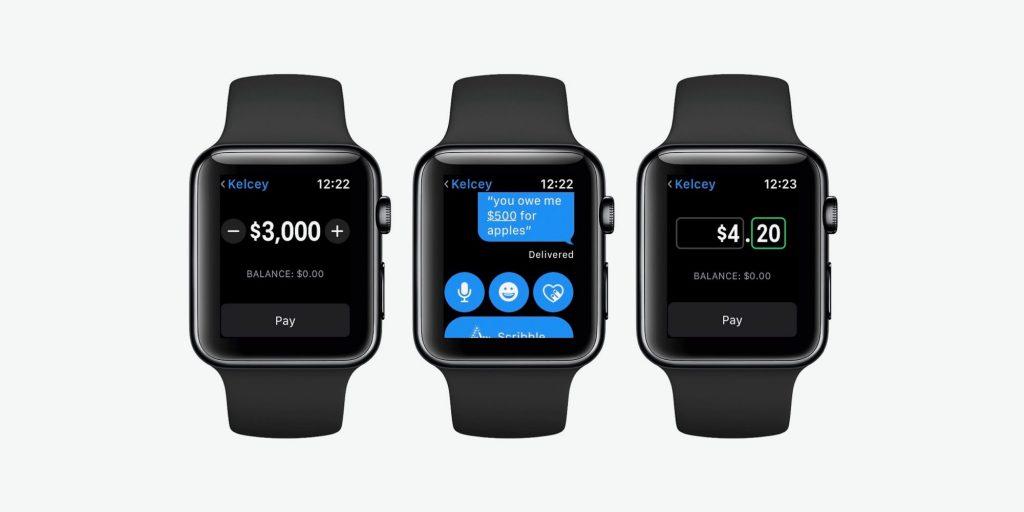 Apple Pay Cash Apple Watch