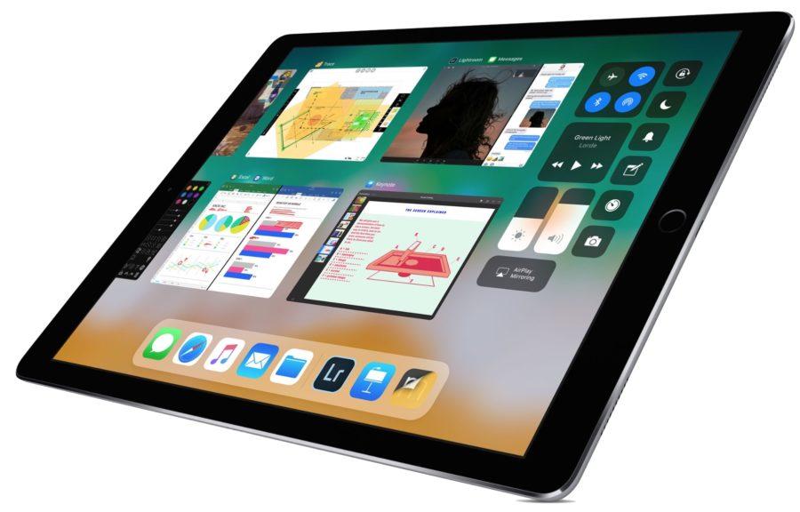 disattivare lo schermo su iPad Pro