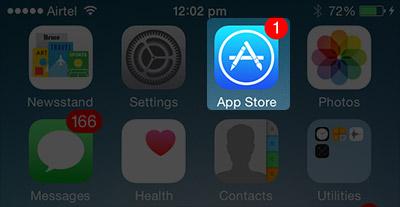 codice App Store app