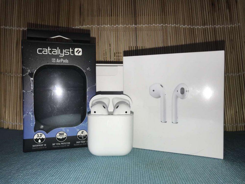 Catalyst Case AirPods