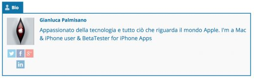 Gianluca Palmisano - Mr.Apple