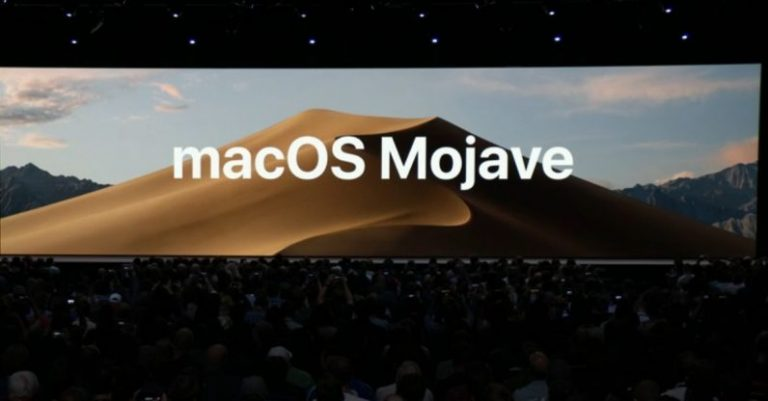 MacOS Mojave day