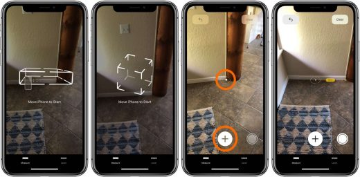 ARKit Measure 1