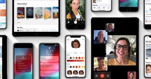 iOS 12 general