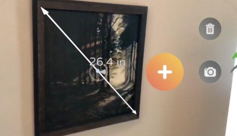 ARKit Measure