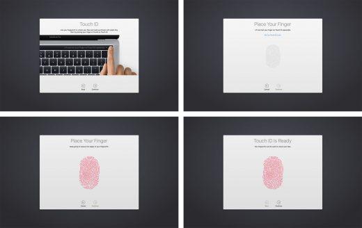 Touch ID sul Mac 1