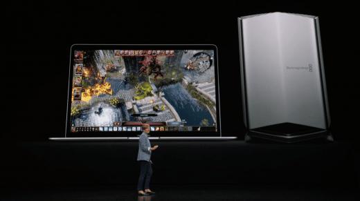 Nuovo Macbook Air colori GPU