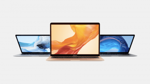 Nuovo Macbook Air colori