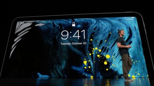 nuovo iPad Pro 2018 1