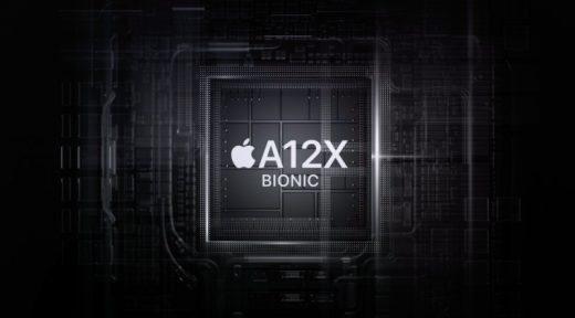 Chip A12X 1