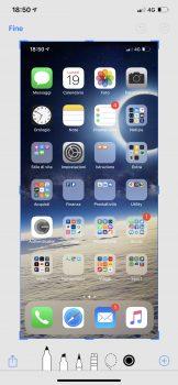 screenshoot iPad Pro