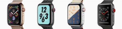 nuove funzionalità in watchOS 5.1.1