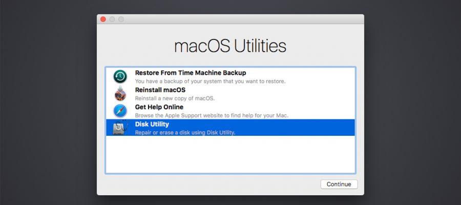 Formattare una SD card sul Mac con Utility Disco