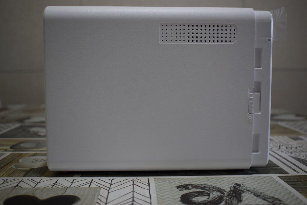 QNAP TS-251B ventola