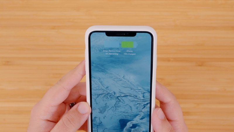 smart battery case calza a pennello
