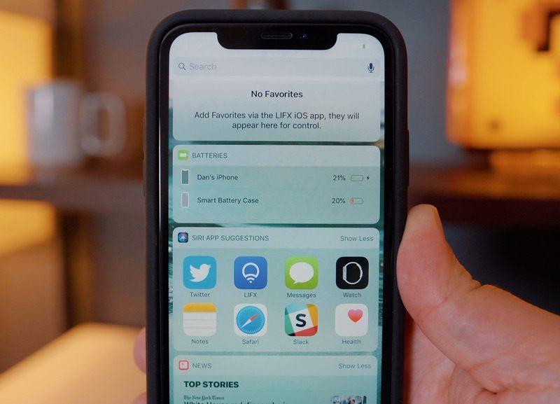 smart battery case fit
