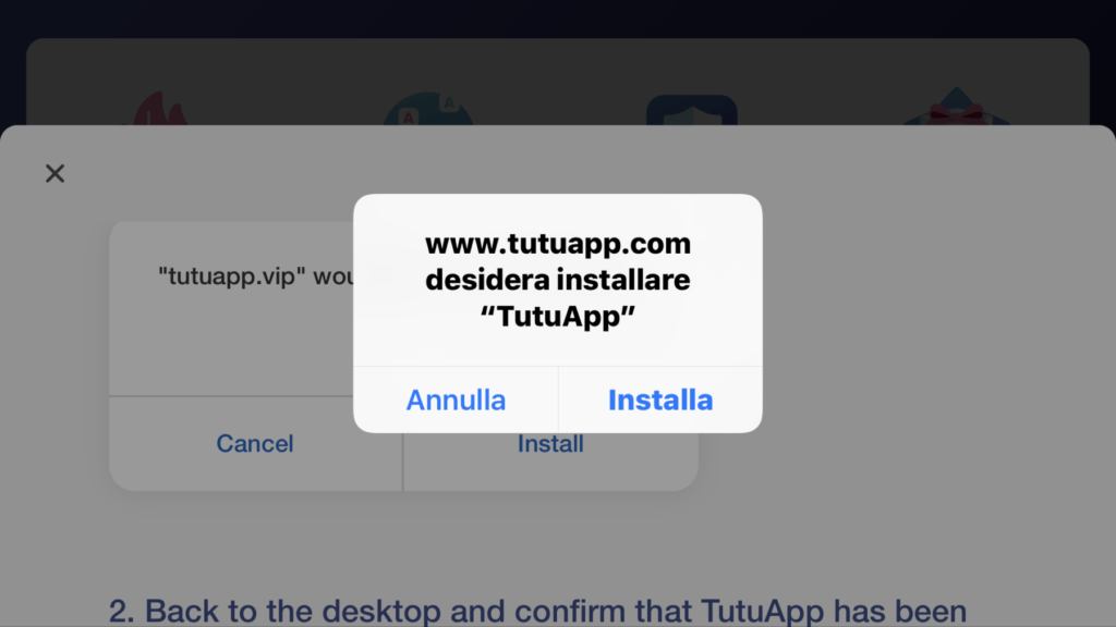 Tutuapp download sito