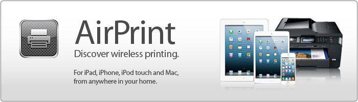 le migliori stampanti airpirnt