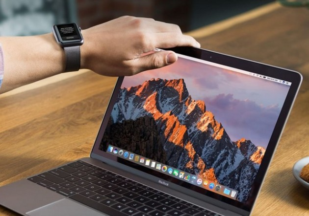 funzioni dell'Apple Watch sul futuro Mac