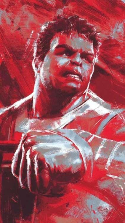 migliori sfondi Marvel per iPhone: Hulk