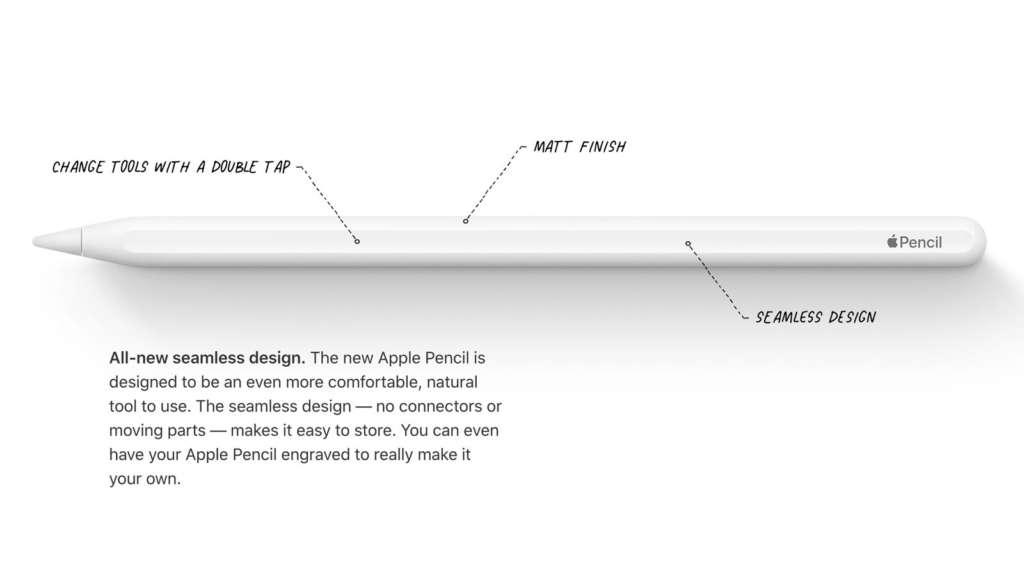 riconoscere e connettere l'apple pencil 2 generazione