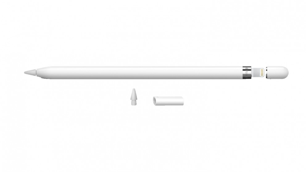 riconoscere e connettere l'apple pencil 1