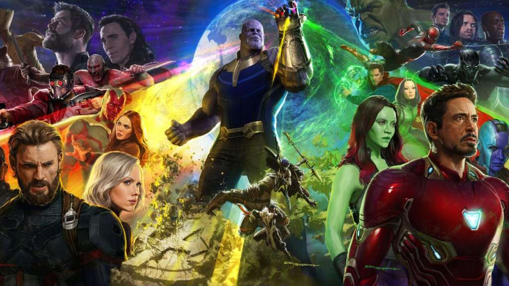 migliori sfondi Marvel per iPhone: EndGame