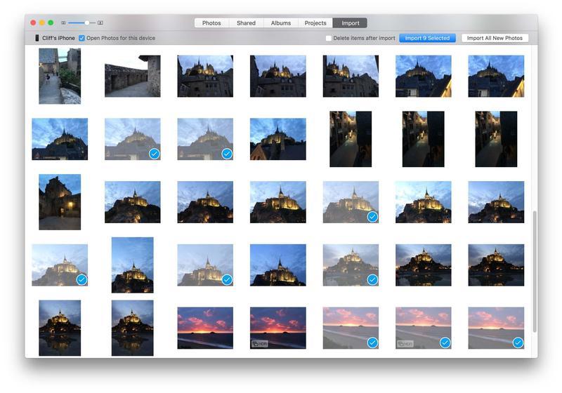 Trasferire foto da IOS a MAC: copiare immagini da Photo
