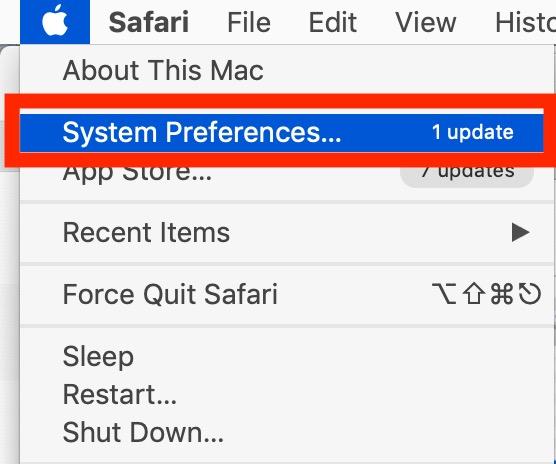 Ehi Siri su Mac 1