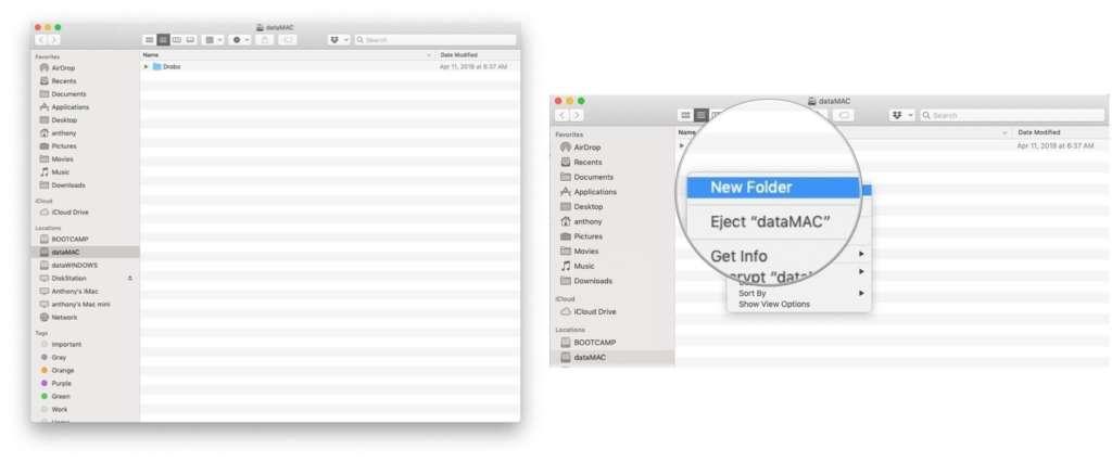 Come aggiungere una password a un file zip su Mac 1