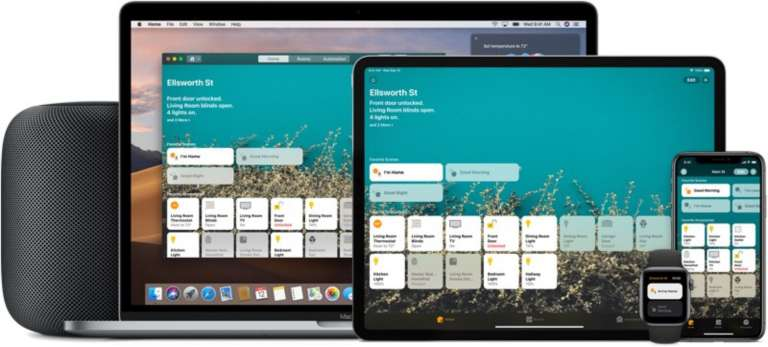 Wishlist Homekit WWDC 19