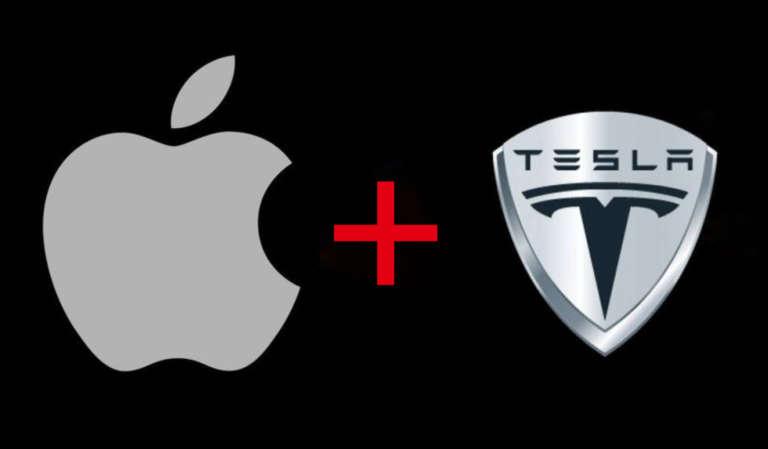 Tesla nel mirino di Apple