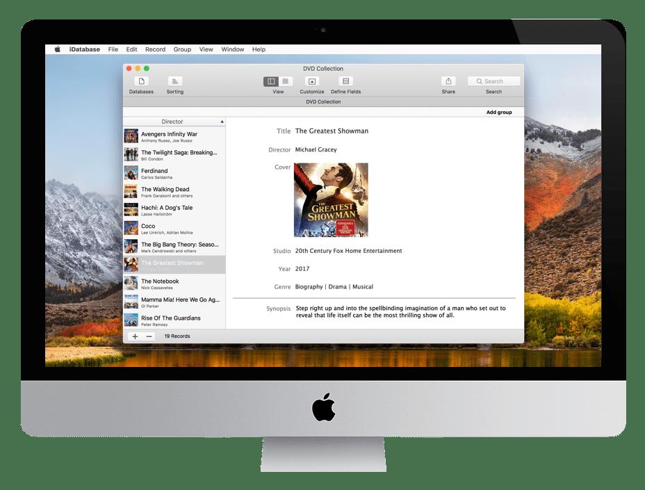 Contest: iDatabase per MacOS 2