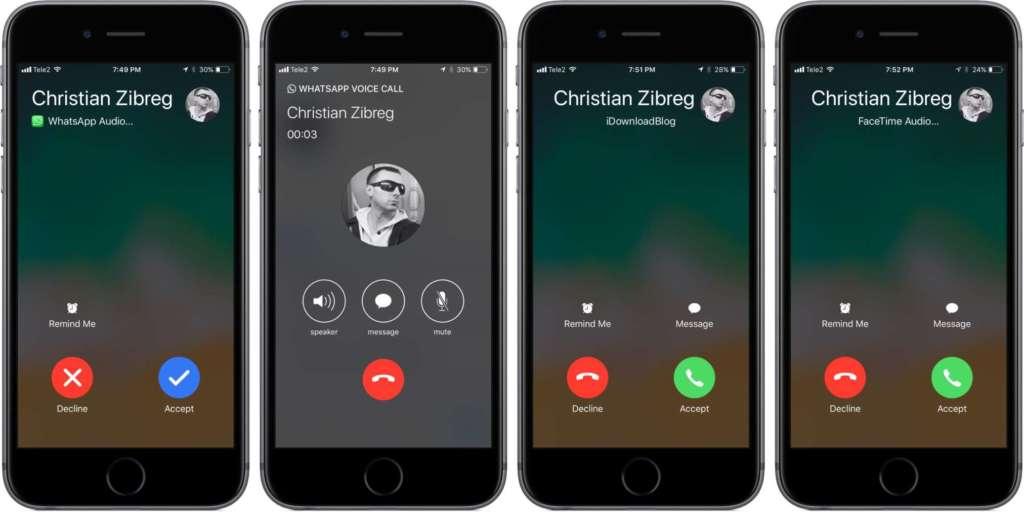 rispondere alle chiamate in automatico in iOS 1